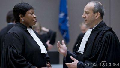 Côte d'Ivoire : CPI, Bensouda ne rejette pas  la décision de l'acquittement de Gbagbo et Blé Goudé mais craindrait  leur possible fuite