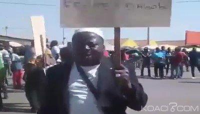 Côte d'Ivoire: Manifestation contre la libération de Gbagbo à Korhogo, «Si Gbagbo est libéré on veut la guerre»