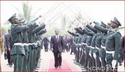 Cameroun: 173 nouveaux officiers  font leur entrée dans l'armée