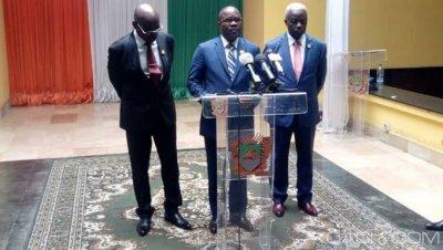 Côte d'Ivoire : Oula Privat réagit à la saisine du procureur des députés RDR «l'acte est frappé de nullité absolue et réputé inexistant»
