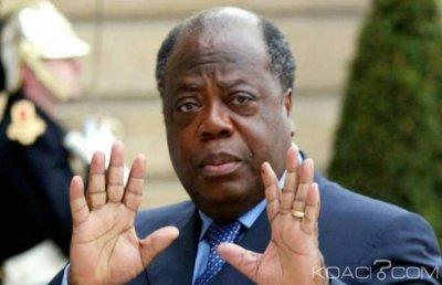 Côte d'ivoire : Banny à propos de Gbagbo et Blé Goudé à la CPI « j'étais animé d'un sentiment de honte et de gêne »