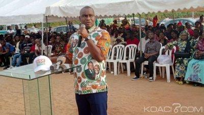 Côte d'Ivoire : Cocody, Abonouan aux militants du RHDP «le fil qui semble être abîmé entre les Présidents Bédié et Ouattara n'est pas irréparable»