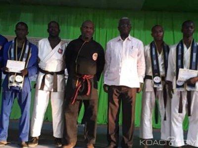 Côte d'Ivoire : Pour sa deuxième édition, le gala des arts martiaux de Bouaké réuni des centaines de médaillés