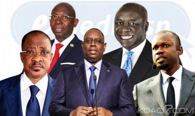 Sénégal: 5 candidats confirmés pour la présidentielle de février, Karim Wade et Khalifa Sall définitivement recalés