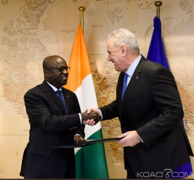 Côte d'ivoire : Une enveloppe additionnelle de plus de 22 milliards FCFA de l'UE en soutien aux réformes,  politiques de formation et développement