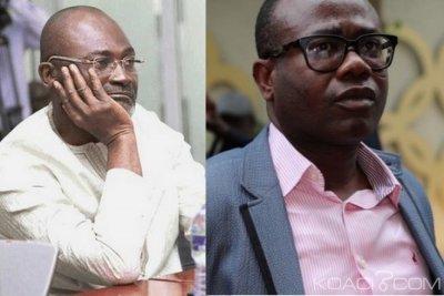 Ghana : Nyantakyi et Ken Agyapong interrogés après le meurtre de Ahmed