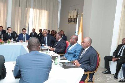 Côte d'Ivoire : En colère contre les chefs d'État africains qui refusent que les entreprises ivoiriennes s'exportent chez eux, Ouattara menace de faire de la réciprocité
