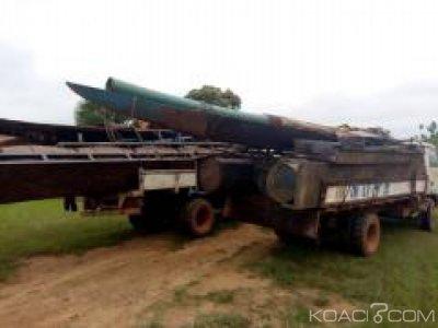 Côte d'Ivoire : Importante saisie de matériels d'orpaillage clandestin à Soubré, trois interpellations