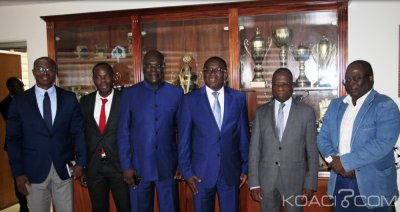 Côte d'Ivoire : Le ministre Paulin Danho insiste  pour l'organisation de la CAN 2021 et annonce Ahmad à  Abidjan  dans la quinzaine à venir