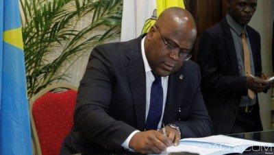 RDC : L'investiture de Tshisekedi prévue ce jeudi, Fayulu appelé à reconnaître sa défaite, l'UE et l'UA «prêtes» à travailler avec le nouveau président