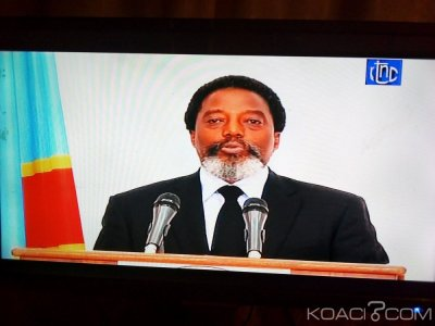 RDC : Kabila fait ses adieux à la nation et appelle à une coalition avec Tschisekedi