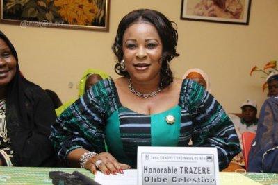 Côte d'Ivoire : Célestine Tazéré, vice-présidente de l'Assemblée nationale rend sa démission du RDR