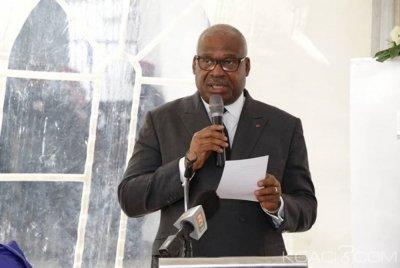Côte d'Ivoire : Élections de 2020, le Président du Conseil constitutionnel rassurant  «elles ne marqueront pas la fin de la Côte d'Ivoire»