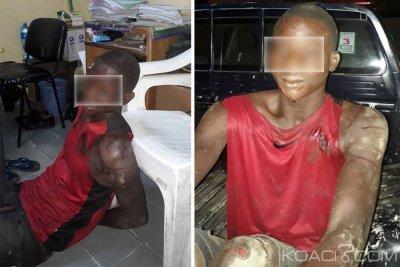 Côte d'Ivoire: Appréhendé par la police, il tentait de braquer un taxi