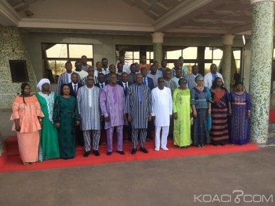 Burkina Faso : Le nouveau gouvernement s'engage à travailler à restaurer la sérénité et la stabilité