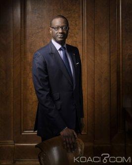 Côte d'Ivoire : Tidiane Thiam, «Le Crédit Suisse, c'est ma fin de carrière de PDG»