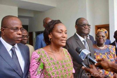 Côte d'Ivoire : Le camp Affi rencontre le PDCI pour la mise en place de la plateforme et la réforme de la CEI