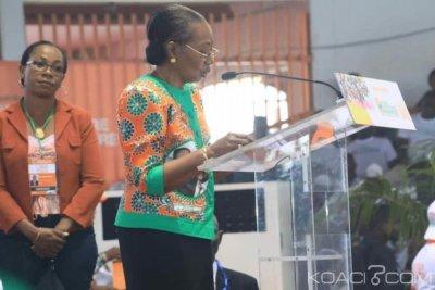 Côte d'Ivoire : Cérémonie d'ouverture du congrès ordinaire, Diabaté «Nous devons être fiers d'appartenir au RHDP»