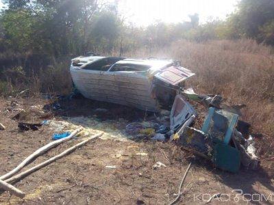 Côte d'Ivoire : Un grave accident de circulation a  fait  13 morts ce samedi