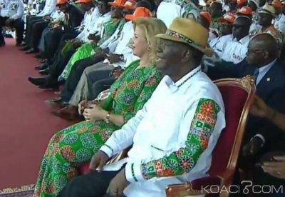Côte d'Ivoire : Premier congrès ordinaire, Alassane Ouattara entériné président du RHDP par les congressistes