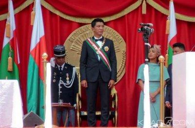 Madagascar : A peine élu, Andry Rajoelina nomme un nouveau gouvernement «resserré»