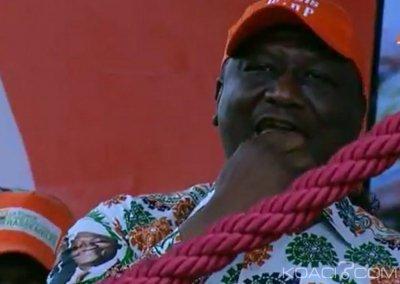 Côte d'Ivoire : Affaire Hamed Bakayoko premier prisonnier politique, Félicien Sékongo rectifie le tir