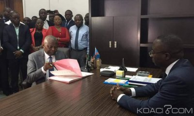 RDC : Vital Kamhere, nommé Directeur de cabinet du Président