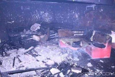 Côte d'Ivoire : A Cocody, un court-circuit réduit en cendres  une boîte de nuit, des blessés