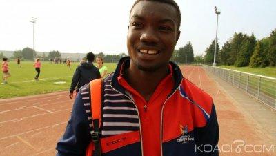 Burkina Faso : L'athlète burkinabè Hugues Fabrice Zango, nouveau détenteur du record africain au triple saut