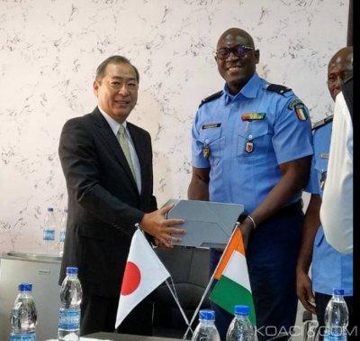 Côte d'Ivoire : Un don du Japon à la Police Nationale pour enregistrer un million d'empreintes digitales