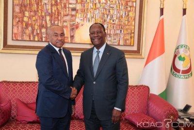 Côte d'Ivoire : Verdict de la rencontre Ahmad-Ouattara, la Côte d'Ivoire n'organisera pas la CAN 2021 mais la CAN 2023