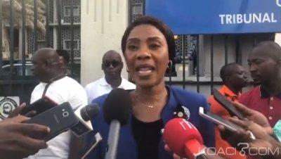 Côte d'Ivoire: La condamnation de Lobognon sert de tribune politique à Affousiata Bamba contre le troisième mandat de Ouattara