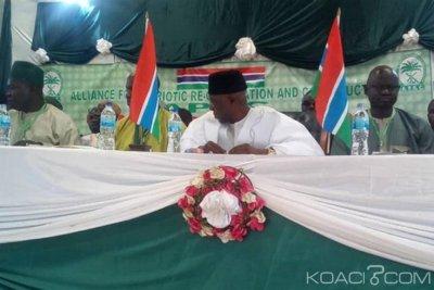 Gambie : L'APRC accuse la CEI et insiste sur le retour de Jammeh