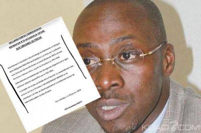 Côte d'Ivoire : Un cadre du PDCI de Dimbokro là¢che Bédié et rejoint le RHDP unifié