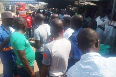 Côte d'Ivoire: Mouvement de grève devant de guichet unique, les agents de CI logistique réclament des arriérés de salaire et des gratifications impayées