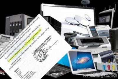 Côte d'Ivoire : L'exonération passée, hausse d'au moins 18% des droits et taxes sur les téléphones et matériels informatiques