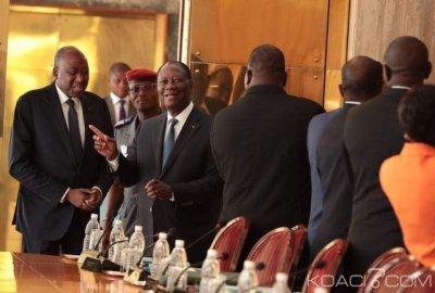 Côte d'Ivoire : Les ministres présenteront leur programme d'action prioritaire sectoriel conformément au programme social du Gouvernement