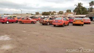 Côte d'Ivoire : Protestant contre la venue des tricycle à Daoukro, les chauffeurs de taxi entament une grève