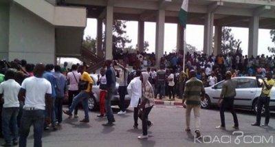 Côte d'Ivoire : Suspension de huit enseignants, un syndicat annonce la suspension  des  activités académiques pour une année dans toutes les universités publiques