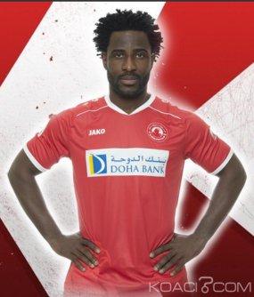Côte d'Ivoire : Wilfried Bony rejoint un club Qatari  jusqu'à la fin de la saison