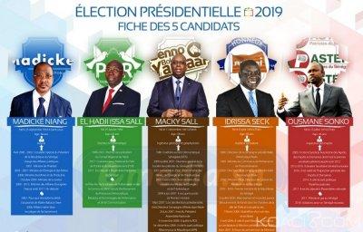 Sénégal: Début de la campagne électorale pour la présidentielle, poursuite du jeu d'alliance, Wade à Dakar jeudi