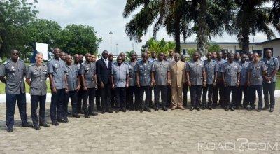 Côte d'Ivoire : Gendarmerie, les officiers supérieurs s'imprègnent des connaissances pour exercer leurs fonctions