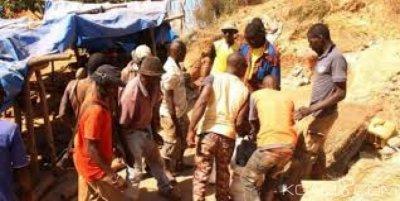 Guinée: 17 morts au moins dans l'éboulement d'une mine d'or à Siguiri