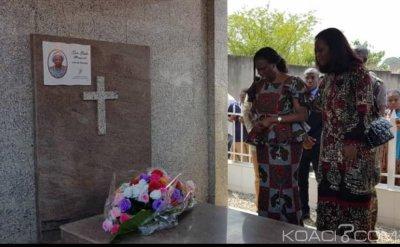 Côte d'Ivoire : Simone Gbagbo est arrivée à Gagnoa pour une visite sur une invitation de la famille de  son époux