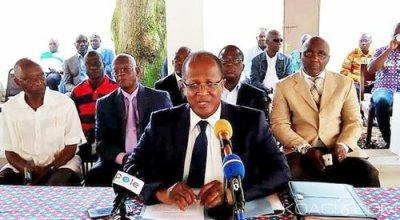 Côte d'Ivoire : CEI, la plate-forme EDS rejette la demande du gouvernement de déposer « sous quinzaine»  les propositions des partis auprès du Ministre de l'intérieur