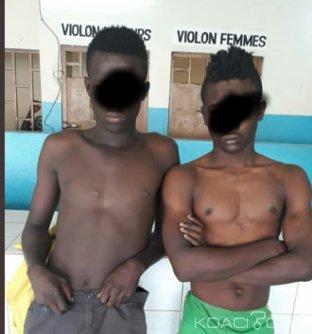 Côte d'Ivoire : Deux présumés violeurs d'une Dame à Abobo-Gare interpellés par la police
