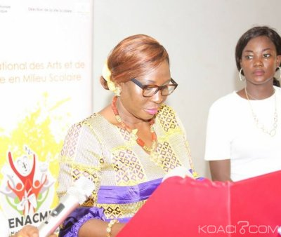 Côte d'Ivoire : Depuis Agboville, Kandia annonce  la réouverture des établissements scolaires et secondaires pour lundi