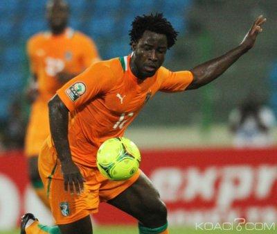 Côte d'Ivoire : Wilfried Bony n'a pas encore tiré un trait sur les éléphants et espère disputer la CAN 2019 en Egypte