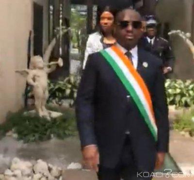 Côte d'Ivoire : Soro avant sa  probable démission ce vendredi  « N'arrive à l'homme que ce que Dieu permet »