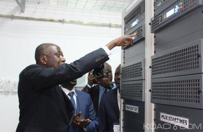 Côte d'Ivoire : Sept chaines de télévision  désormais accessibles sur la TNT